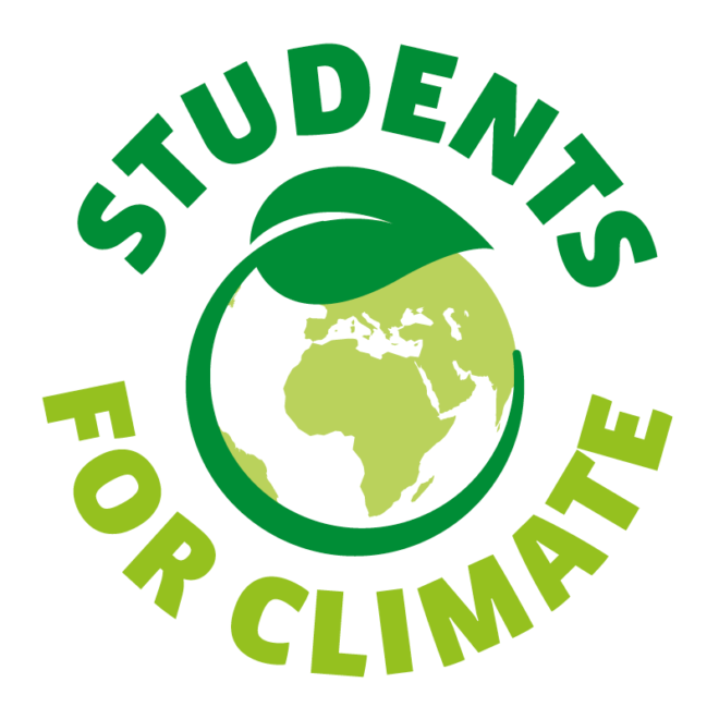 Student for climate Logo